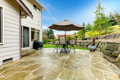 concrete patio contractors charlotte nc