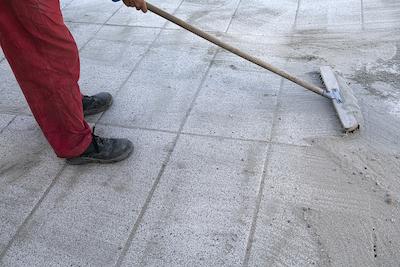 concrete repair charlotte nc